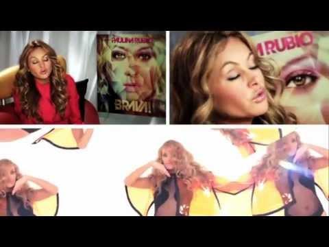 90 Segundos Con Paulina Rubio - A&E Music Channel