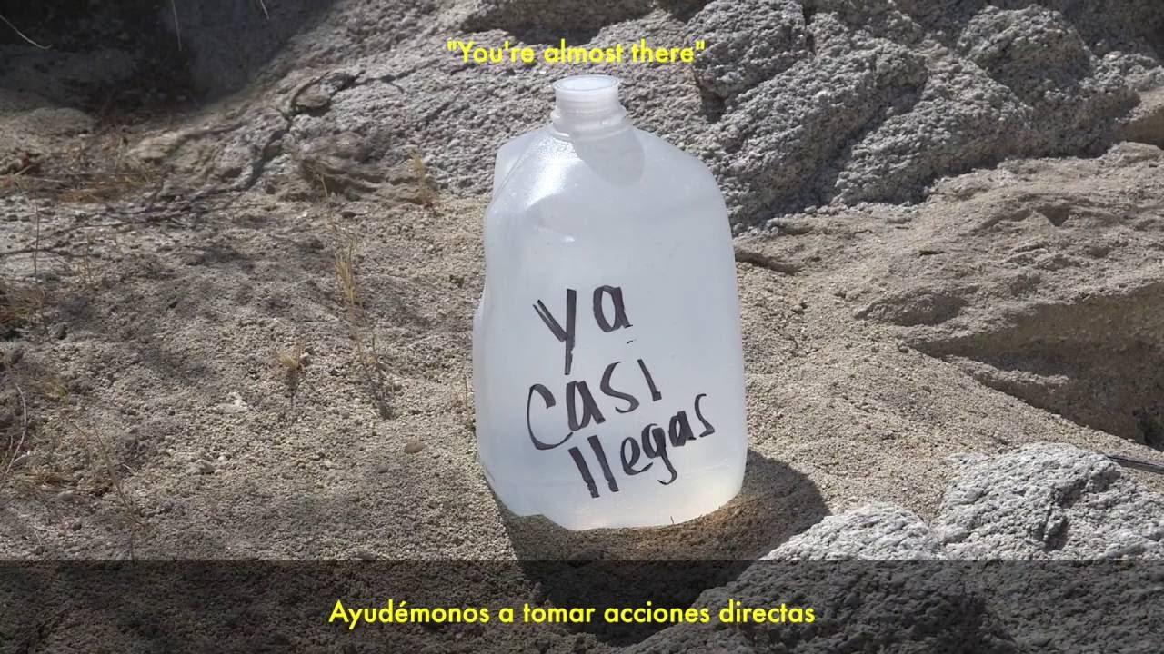 Border Angels  >> Border Angels Desert Water Drop Youtube