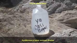 Border Angels Desert Water Drop