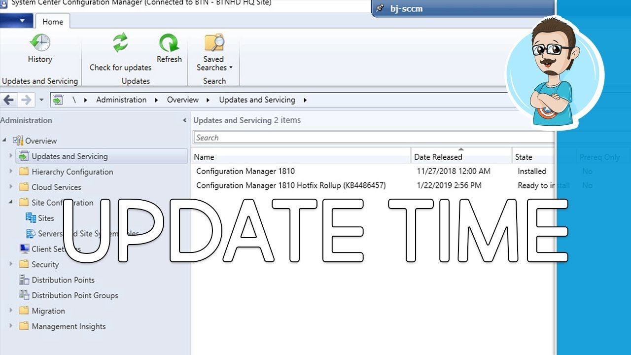 What's New? | SCCM 1810 Hotfix Rollup KB4486457!
