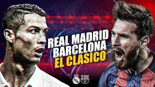 El-Classico -Real Madrid Vs Barcalona-HD 720P - 7-May-2018 Full Match