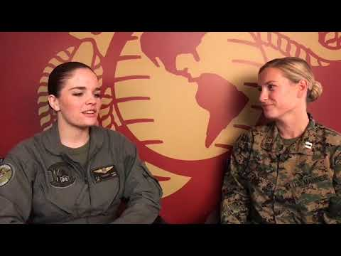 Ask A Marine: Corporal Karissa Tanguay-Jones, Crew Chief