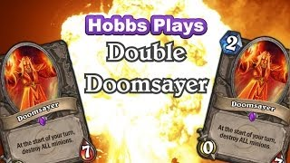 Doomsayer Destroys in a Different way ~ WOWHOBBS ~ Hearthstone heroes of Warcraft