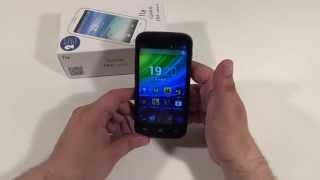 Бюджетные мобильные телефоны Fly IQ4406 ERA Nano 6(Важнейшим фактором, определяющим розничную цену устройства, является принадлежность к тому или иному прои..., 2014-07-22T16:44:52.000Z)