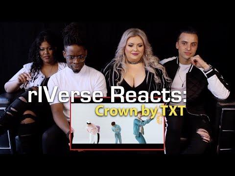rIVerse Reacts: Crown by TXT - MV Reaction