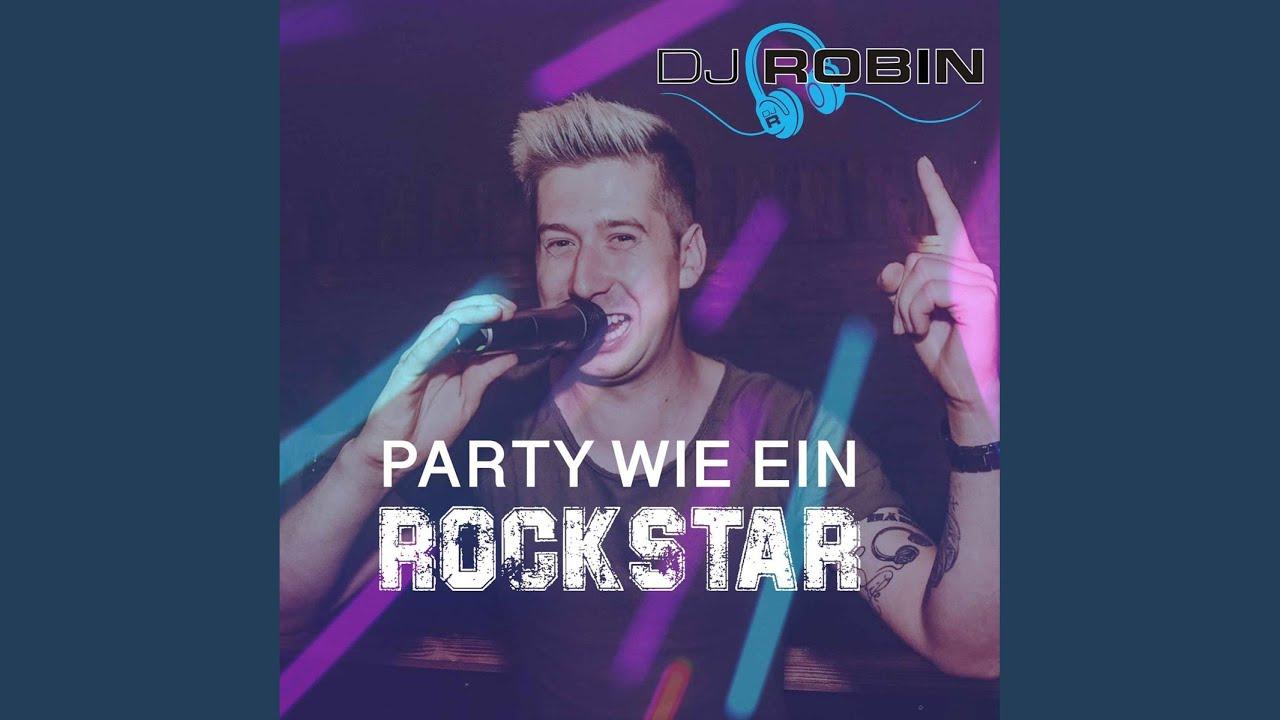 Feier Wie Ein Rockstar