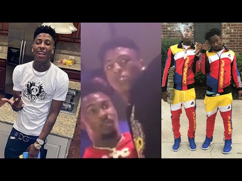 NBA YOUNGBOY SENDS HIS GOON D DAWG TO BEAT UP A FAN IN THE CROWD WHO TESTED HIM