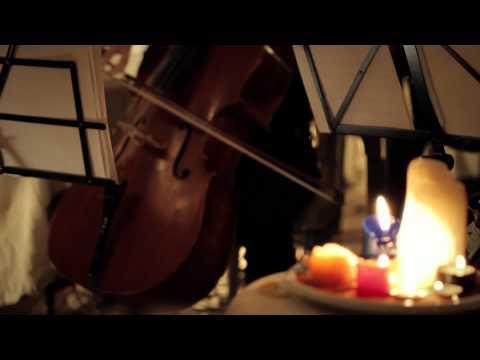 Motion Picture Soundtrack by Radiohead (Cello Quartet Cover - Live HD)