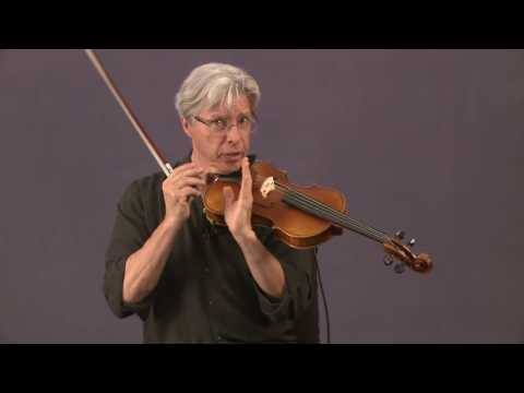 Fiddle Tips from Darol Anger: The Amazing Fiddle Scale