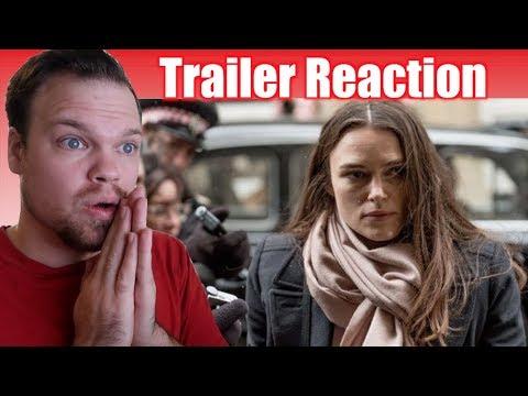 Official Secrets Trailer Reaction