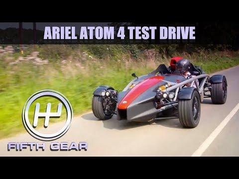 Ariel Atom 4 Test Drive | Fifth Gear