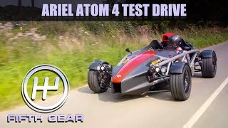 Ariel Atom 4 Test Drive | Fifth Gear