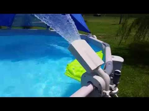 Intex led multicolor pool sprayer