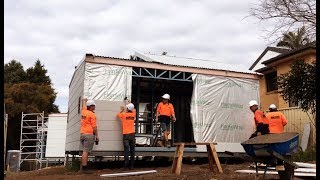 Tiny Homes Foundation, Part 1 - From The Ground Up