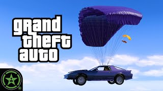 The Most Wild Ramp Jumps in GTA V: Overtime Rumble