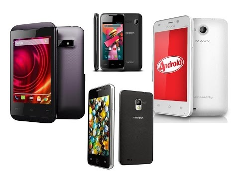 7 Android 4.4 Kitkat Phones Under Rs. 4500