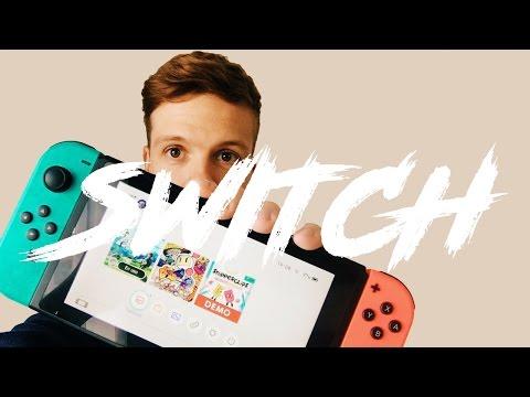 Mi experiencia con la Nintendo Switch después de un mes de uso