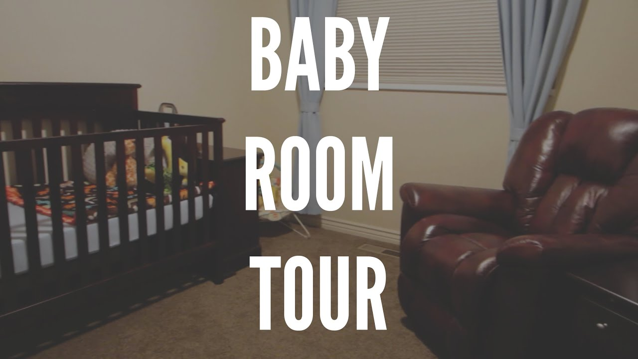 BABY ROOM TOUR!! - YouTube