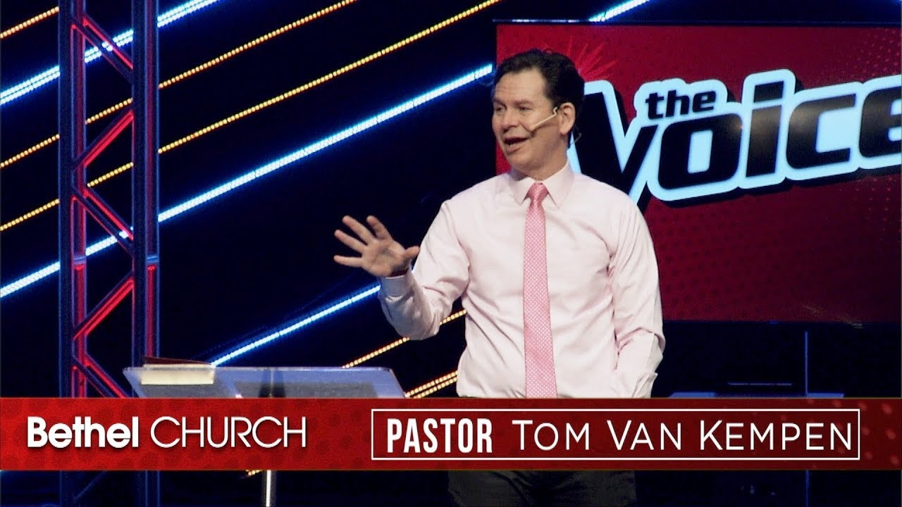 The Voice Part 1 Pastor Tom Van Kempen Bethel Church