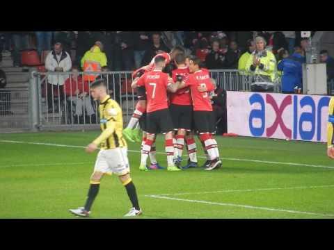 GOAL Siem De Jong 1: 0 Psv - Vitesse 1:0