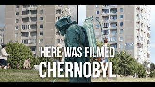 Here was filmed Chernobyl (HBO) 2019