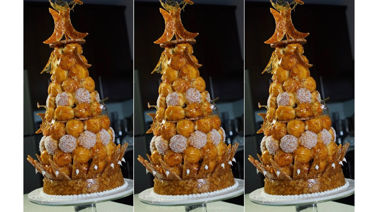 Croquembouche The Real Deal Cooking Channel