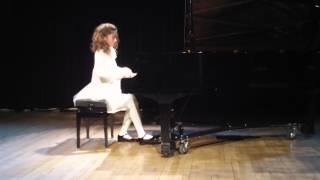 Mozart:sonata k.331 (Rondo alla Turca: Allegretto) by Celine Pao (11 yrs)