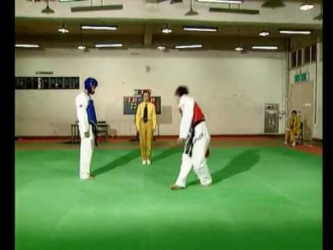 Taekwondo: Kyorugui competition,rules,interpretation & guideline