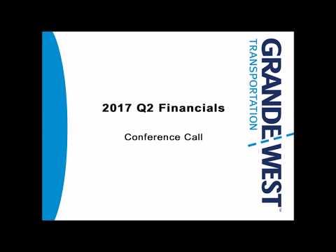 2017 Q2 Earnings Call