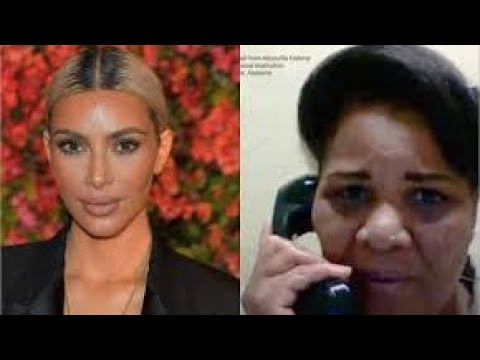 President Trump Commutes Sentence Of Alice Marie Johnson, Listens To Kim Kardashian