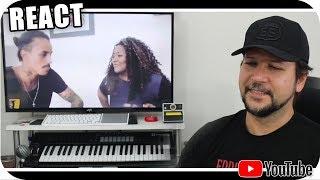 Baixar MC LIVINHO & VANESSA JACKSON cantando ALICIA KEYS - Reagindo React Reação