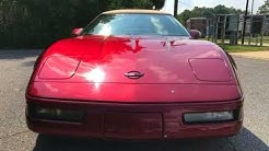 1995 Chevrolet Corvette for sale in JACKSONVILLE, FL