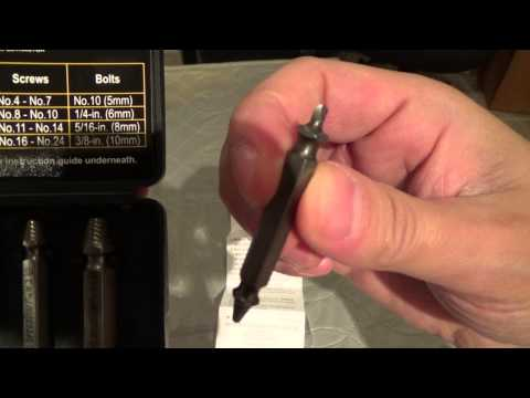 Speed out Stripped Screw Removed first use Review