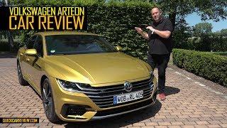 CAR Review: 2017 Volkswagen Arteon 2.0 TDI R-Line 4Motion Test Drive