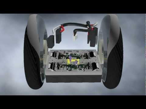 UC Berkeley E128 Final Project - Segway i167