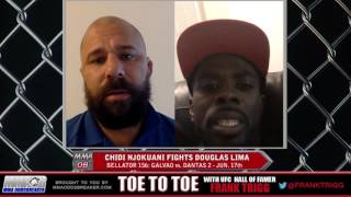 Frank Trigg Interviews Bellator 156's Chidi Njokuani (opponent changed)