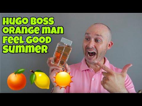 Hugo Boss Orange Man Feel Good Summer 🥒 🍏 🍐