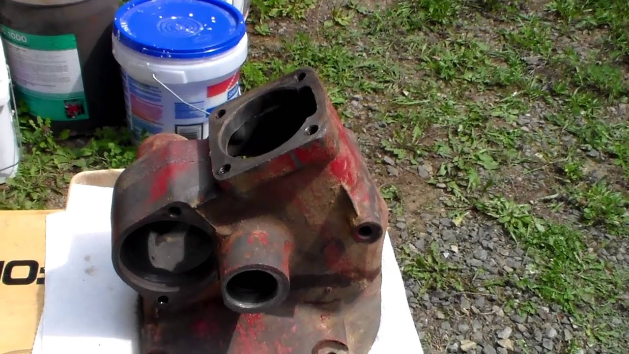 Ford 8n steering assembly part 6