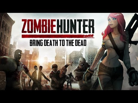 Zombie Hunter Apocalypse: Jacksonville 12 days later 1-40 (android games)