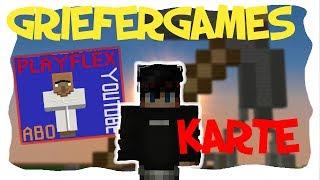 LANG ZU UND HÄNG AUF, MEINE GRIEFERGAMES KARTE || (4.) Minecraft GrieferGames