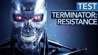 So gut war TERMINATOR seit 23 Jahren nicht mehr - Terminator: Resistance im Test / Review