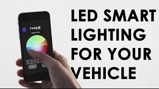 Type S Plug & Glow - LED Smart Lighting For Your Vehicle