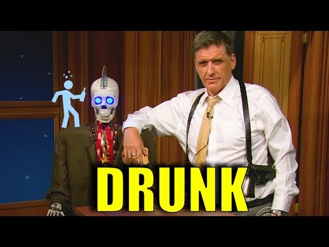 Geoff Is Drunk On Labor Day - Craig Ferguson from YouTube · Duration:  10 minutes 23 seconds