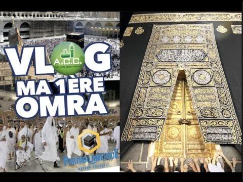 Vlog Omra : Vivez la Omra, comme si vous étiez, avec les fidèles de la mosquée de Champs-sur-Marne