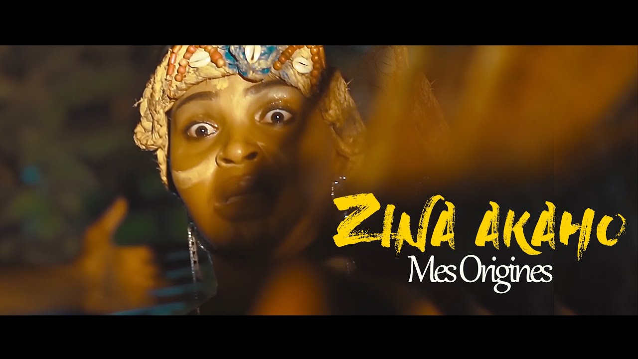 ZINA AKAHO  MES ORIGINES - MY RODE REEL 2020