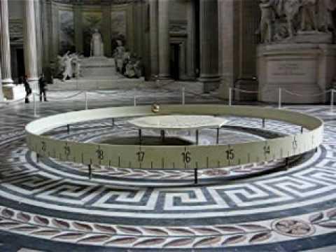 Panthéon Pendulum