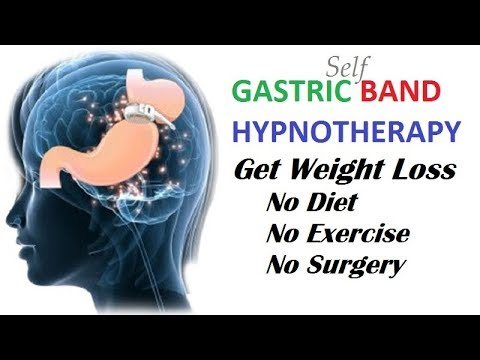 Gastric Band Hypnotherapy How To Lose Weight Easily At Home Without