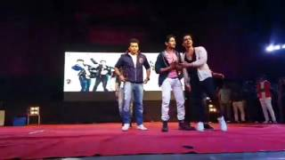 Akash thosar n fu actor performance on gacchi song leding voice by salman khan sir