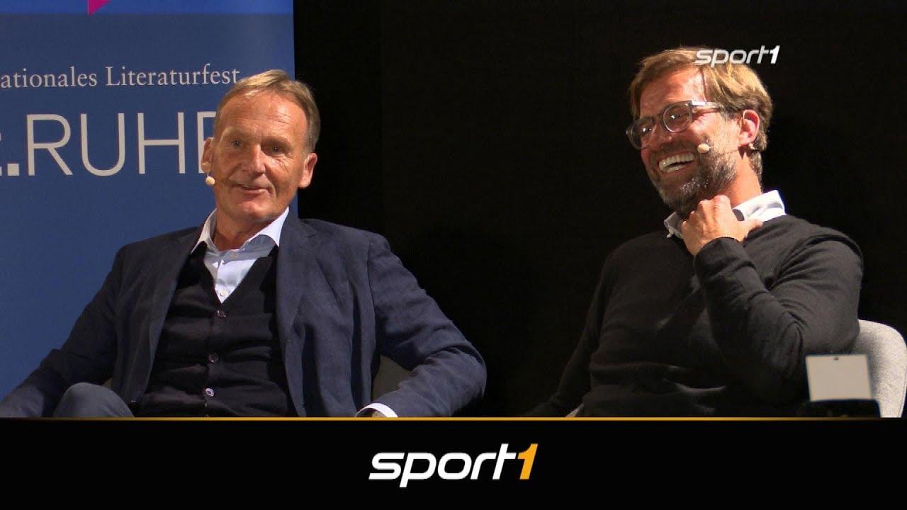 Watzkes emotionale Liebeserklärung an Jürgen Klopp | SPORT1