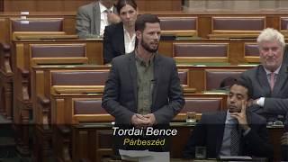 Tordai Bence újabb botrányos felszólalása - ECHO TV